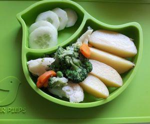 Gemüse BLW