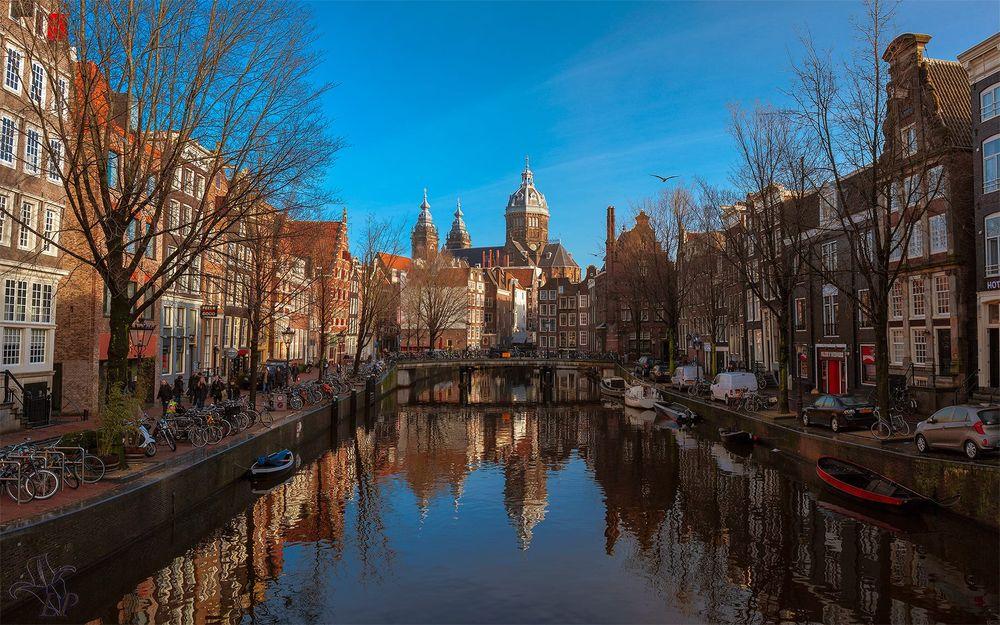 Beitragsbild Kurzreise Amsterdam