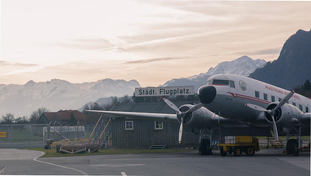 Beitragsbild Bloggerbrunch am Flughafen Salzburg