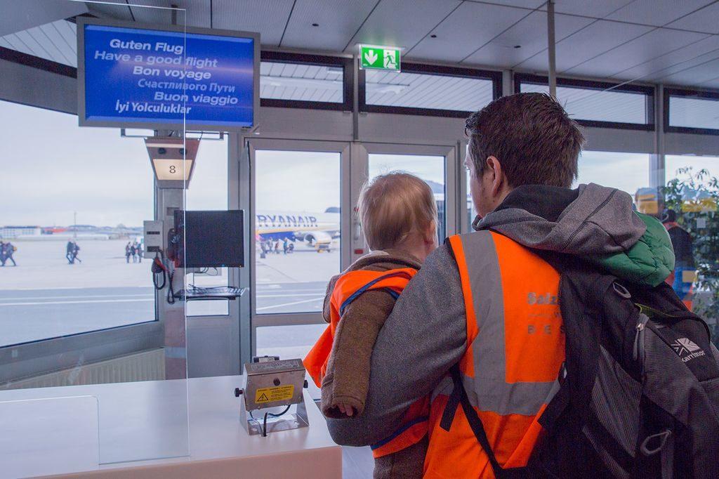 Bloggerbrunch am Flughafen Salzburg