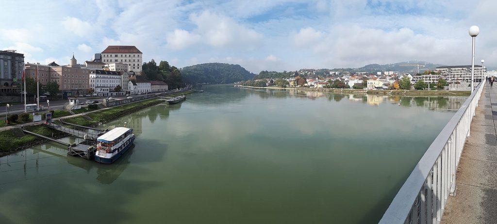 die vielen Spaziergänge durch Linz gehören einfach dazu