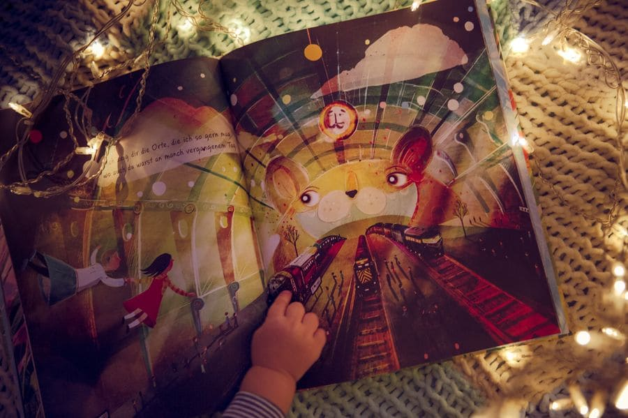 Kinderbuch Als ich noch ein Kind war