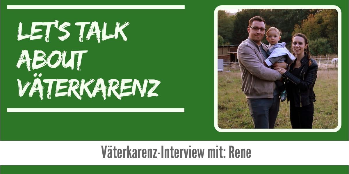 Interview Elternzeit Väterkarenz
