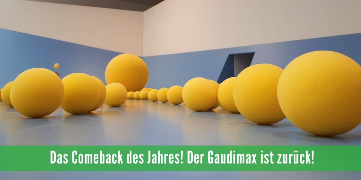Linz Spielwerk Gaudimax 2019