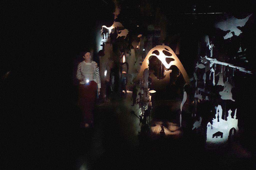 Spielwerk Gaudimax Linz 2019 2020 Dunkelkammer
