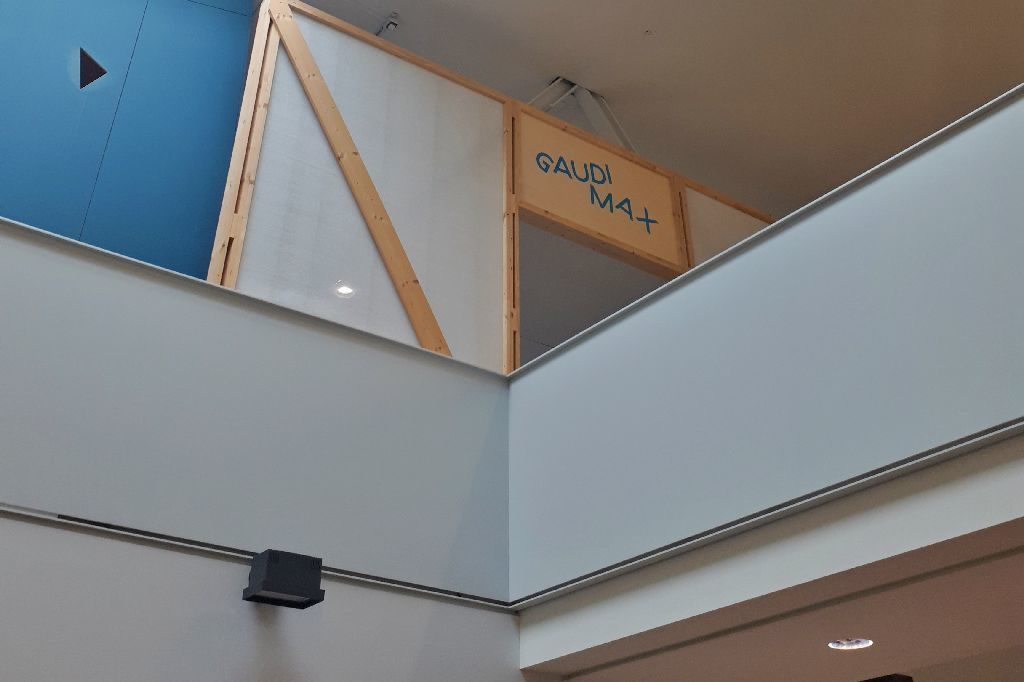 Spielwerk Gaudimax Linz 2019 2020 Eingang