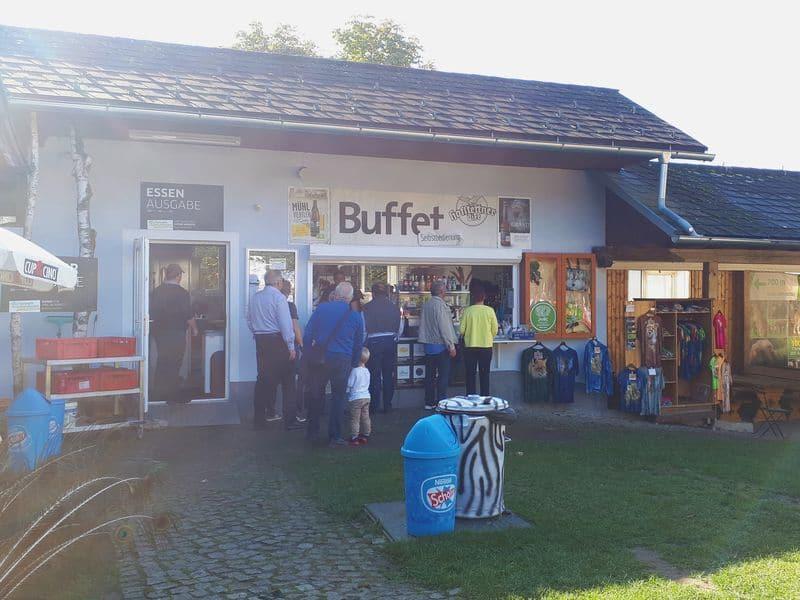 Tierpark Altenfelden Ausflugsziel